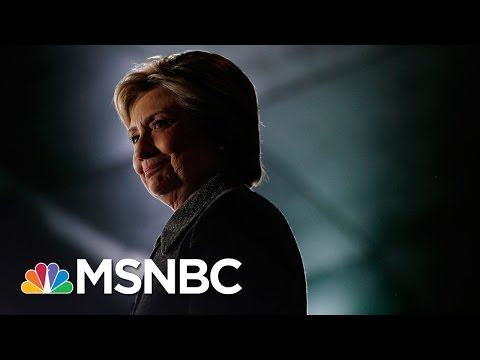 Member Of 'Never Trump' Movement: I'm With Her | Andrea Mitchell | MSNBC