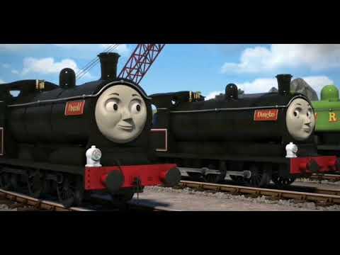 Thomas & Friends: Donald and Douglas's CGI Whistles