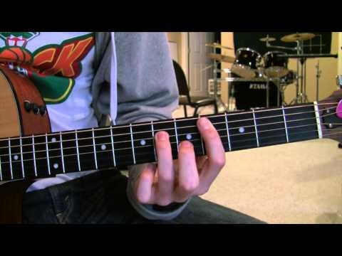 Bob Marley - Waiting In Vain Guitar Lesson