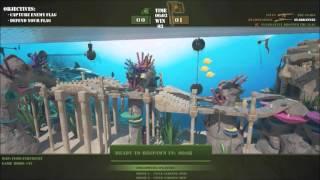 The Mean Greens - Plastic Warfare: Fish Tank Frenzy