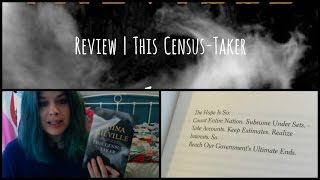 Review   This Census-Taker