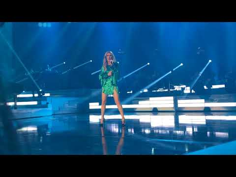 Celine Dion - Las Vegas - The Show Must Go On - The Colosseum at Caesars Palace - April 21, 2017