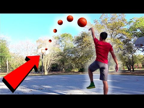 IMPOSSIBLE TRICK SHOTS CHALLENGE