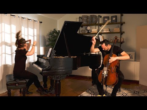 The Kill - Thirty Seconds to Mars (Cello & Piano Cover) - Brooklyn Duo