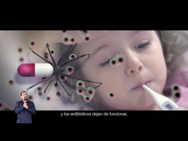 Antibióticos, Tómatelos en Serio