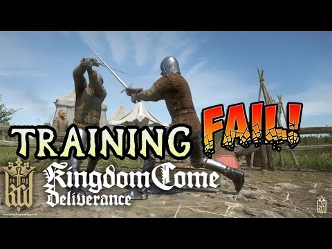 TRAINING RAGE QUIT! Kingdom Come Deliverance (#8)