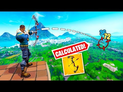 4 Minutes of 100% Calculated in Fortnite (Nipsey Hussle - Racks In The Middle)