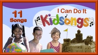 I Can Do It | Kids Song Videos by  Kidsongs | Peanut Butter Song | For Kids  | PBS Kids| thumbnail