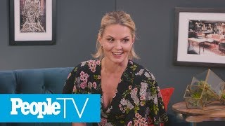 Dawson's Creek's Jennifer Morrison On Playing Pacey's Girlfriend | PeopleTV