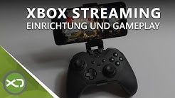 Xbox Game Streaming - Einrichtung, Konfiguration und Gears 5 Gameplay