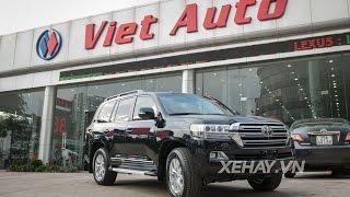 [XEHAY.VN] Chi tiết Land Cruiser V8 2016 giá 5,5 tỷ tại Hà Nội