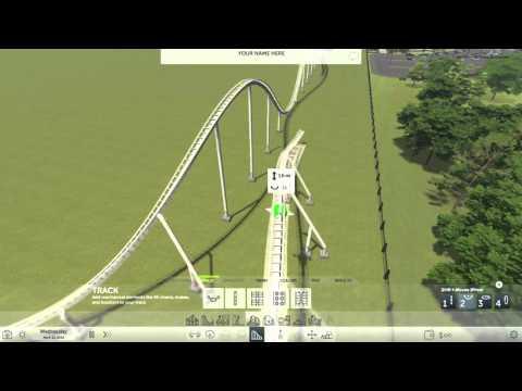 Roller Coaster Tycoon World Beta Gameplay (Part 1) |