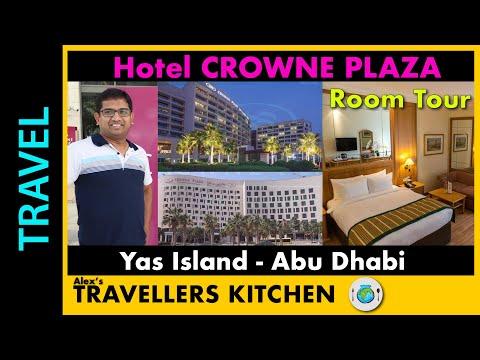 Hotel Crowne Plaza | Yas Island | Abu Dhabi | UAE | Luxurious Suit Room Tour | Facilities | Part 01