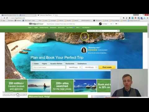 How To Connect TripAdvisor To Your Facebook Page