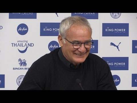 Claudio Ranieri Full Pre-Match Press Conference - Leicester City v Southampton