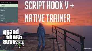 GTA 5 PC Mod: How to Install ScriptHookV and Native Trainer