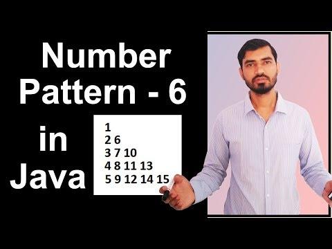 Java Programming Patterns with example (Nested Loop)   Doovi