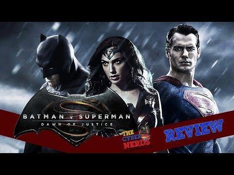 Batman v Superman: Dawn of Justice - Spoiler Movie Review