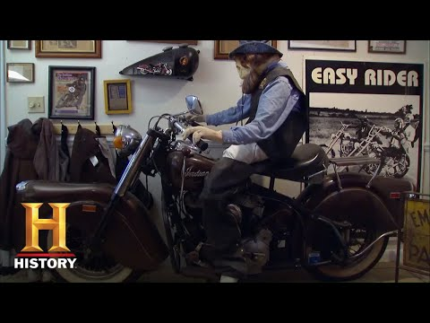 American Pickers: Indian Motorcycle Motherlode! (Season 6) | History