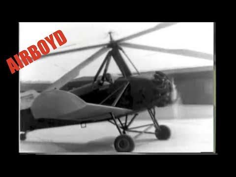 Pitcairn Gyroplane (1928)