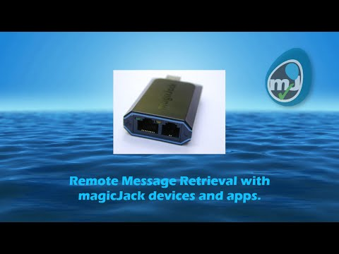Retrieve MagicJack Voice Messages Remotely In Three Easy Steps