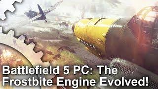 المعركة 5 PC أول نظرة: قضمة الصقيع محرك تطوروا ؟