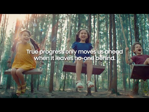 Screens for All: Leave no one behind | Samsung