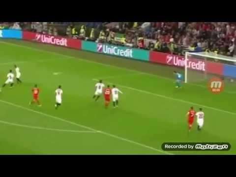 Liverpool 1 - 3 Sevilla | Final Europa League | Audio Cope.