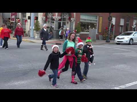 Huntingburg Christmas Stroll