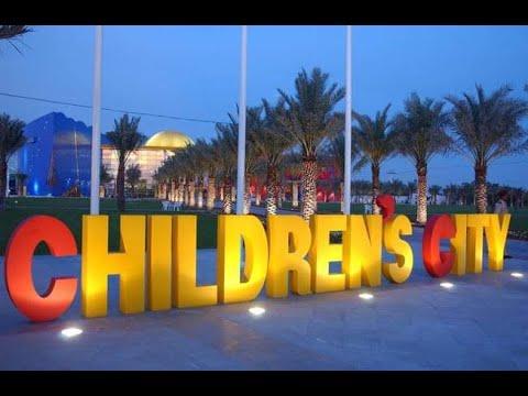 CHILDREN'S CITY DUBAI  CHILDREN'S PLACE 1ST STORY CHANNEL