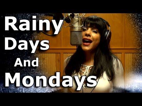 How To Sing - Karen Carpenter Rainy Days And Mondays - Sara Loera  cover - Ken Tamplin Vocal Academy