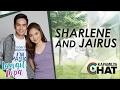 Kapamilya Chat With Jairus Aquino And Sharlene San Pedro For Langit Lupa