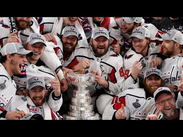 Relive the 2018 Stanley Cup Playoffs from start to finish