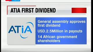ATIA FIRST DIVIDEND: General Motors approves first dividend