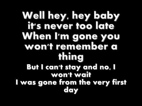 Paramore- Decoy(live) Lyrics on screen