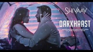 Darkhaast [lyrical] full song | Shivaay | Arijit Singh | Sunidhi Chauhan