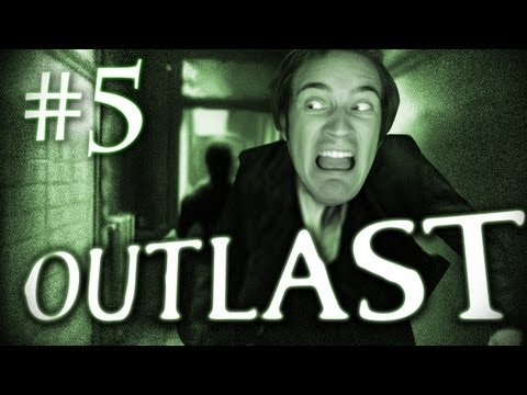 SCARIEST PART! - Outlast Gameplay...