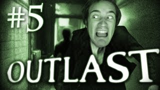 SCARIEST PART! - Outlast Gameplay Walkthrough Playthrough - Part 5