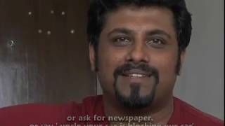 Raghu Dixit Sings for Bell Bajao360P