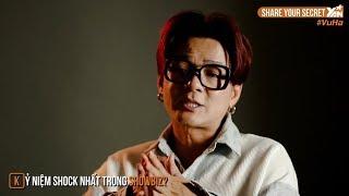 Vũ Hà - Lần đầu kể chuyện bị chèn ép trong showbiz I SHARE YOUR SECRET - Tập 30