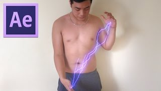 After Effects Tutorial Lightning Effect