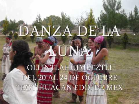 Danza De La Luna 2010 Teotihuacan Edo De Mex Youtube