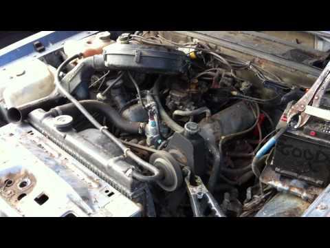 Mk2 Granada 2.8L Cologne V6 auto.