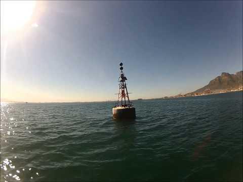 Siren Buoy No  8, Port of Cape Town