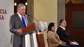 Pemex y Secretaría de Energía construirán Refinería Dos Bocas. Conferencia presidente AMLO thumbnail