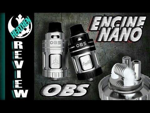 The best single coil RTA to date I Engine Nano I OBS I Contest I Heathen
