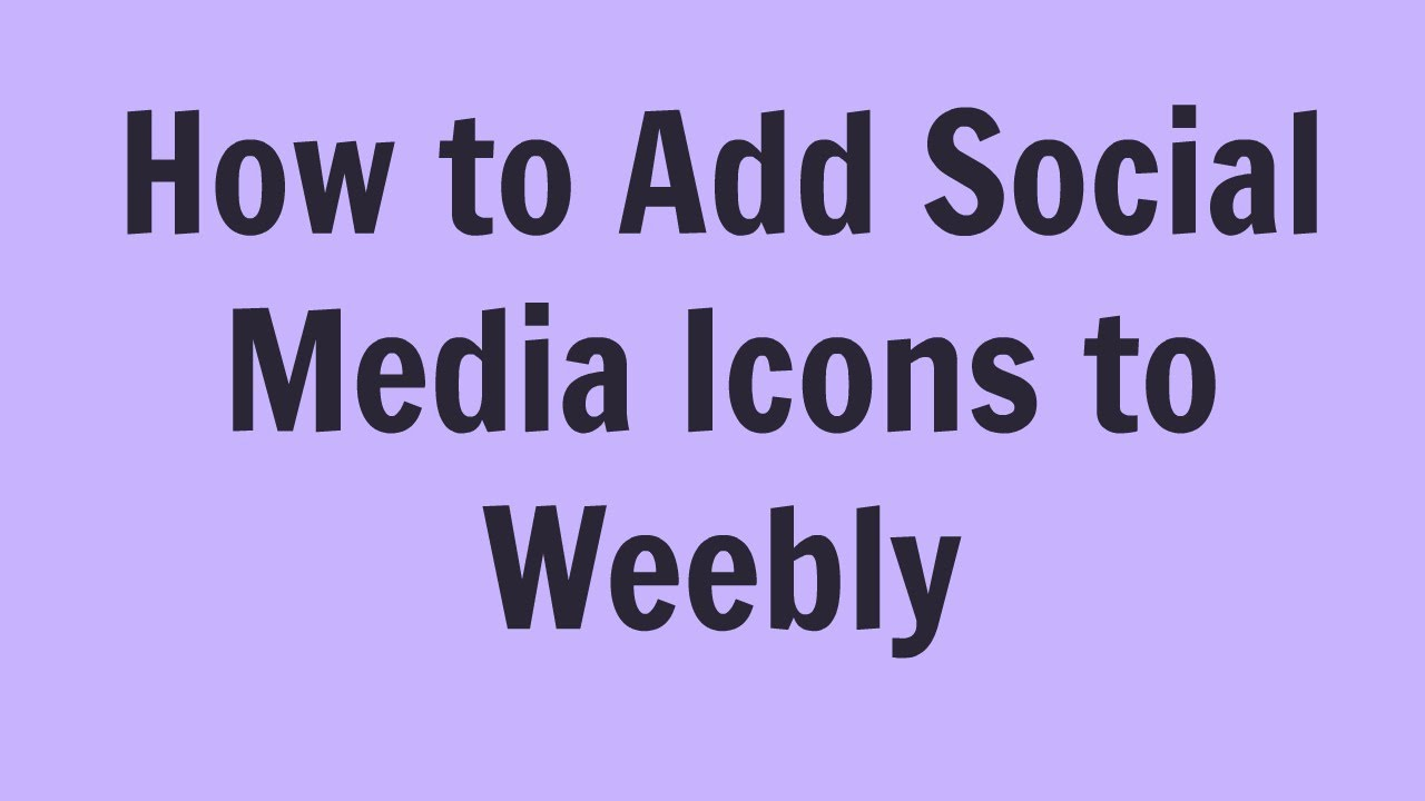 weebly how to add copyright