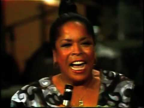 Sammy Mixin' It Up With Miss Della Reese