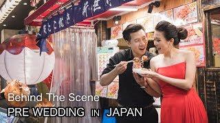Pre Wedding Kaew & Yong @ Japan