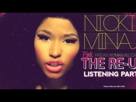 Nicki Minaj - High School (Instrumental)